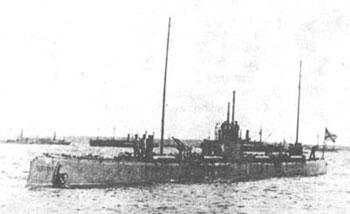 """Подводная лодка """"гепард"""" балтийский"""
